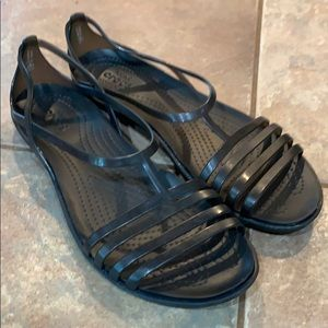 Crocs iconic comfort jelly water shoe strappy